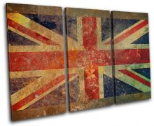 Union Jack Maps Flags - 13-1063(00B)-TR32-LO
